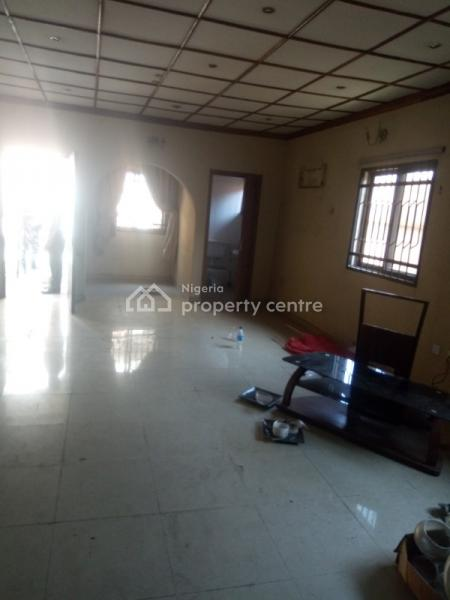 3 Bedroom Bungalow with a Room Bq Self Compound, Gra, Magodo, Lagos, Detached Bungalow for Rent