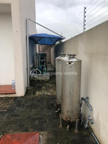 2 Bedroom Terraced Duplex with Bq, Osborne, Ikoyi, Lagos, Terraced Duplex for Rent
