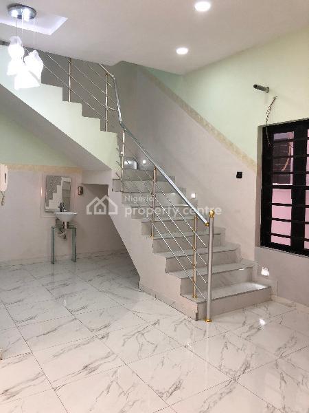 Well Built 5 Bedroom Detached Duplex with B.q, Osapa, Lekki, Lagos, Detached Duplex for Rent