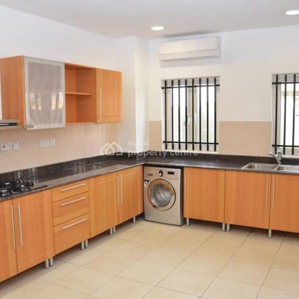 Luxury 3bedroom Terrace with Maids Room, Banana Island, Ikoyi, Lagos, House for Rent