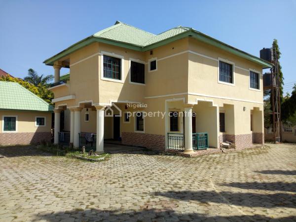 Roboost 4 Bedroom Duplex, 69 Road By 6th Avenue, Gwarinpa, Abuja, Detached Duplex for Rent