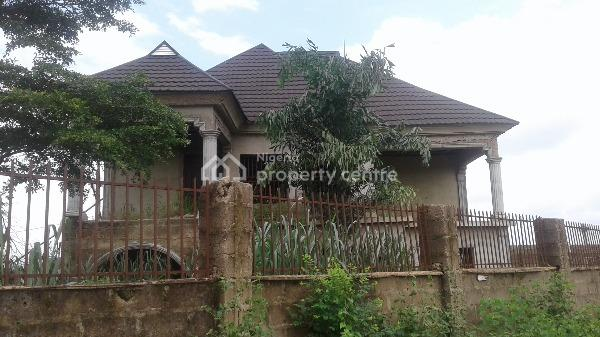 5 Bedroom Duplex, Oko Titun Estate,laderin,abeokuta,ogun State, Abeokuta South, Ogun, Terraced Duplex for Sale
