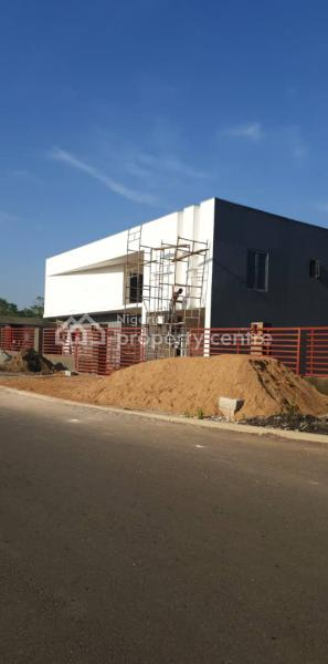 Brand New 5 Bedrooms with 2 Sitting Room and a Bq Fully Detached, Jahi, Jahi, Abuja, Detached Duplex for Sale