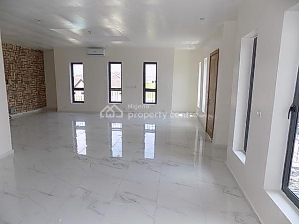 Top Notch Luxury, 5 Bedroom Fully Detached Duplex with Bq, Swimming Pool, Gym Room in a Gated Secured Estate, Pinnock Beach Estate, Osapa, Lekki, Lagos, Detached Duplex for Sale