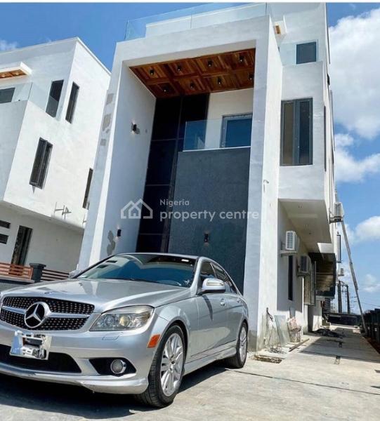 Luxurious 5 Bedroom Detached Duplex, Osapa, Lekki, Lagos, Detached Duplex for Sale