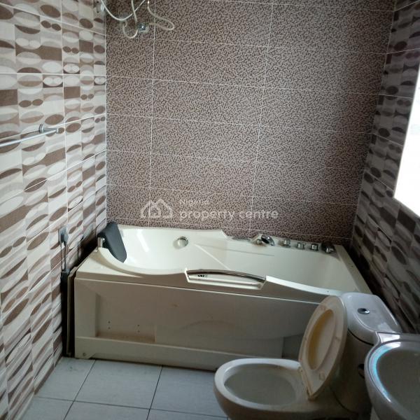 4 Bedroom Duplex with a Room Bq, Megamound Estate, Ikota Villa Estate, Lekki, Lagos, Semi-detached Duplex for Rent