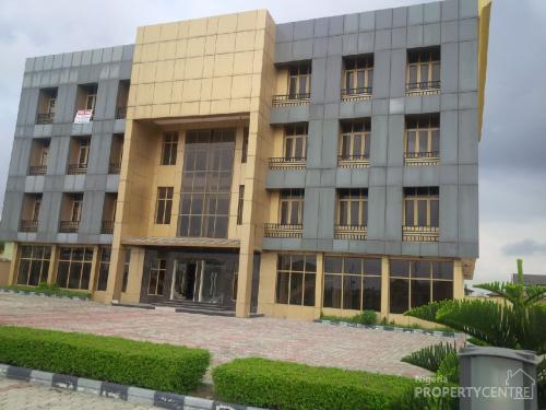 Commercial Property Branding : Brand new purpose built modern open plan office complex