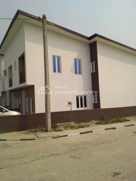 3 Bedroom Terraced Duplex, Abijo, Lekki, Lagos, Terraced Duplex for Sale