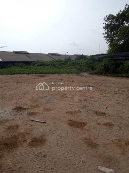 1 Acre of Land Facing The Express, Eric Moore Road, Eric Moore, Surulere, Lagos, Mixed-use Land for Sale