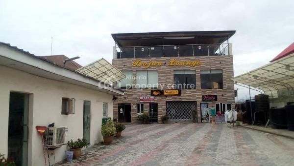 489sqm Office / Business Space, Ado Road By High Court, Ajah, Lagos, Commercial Property for Rent