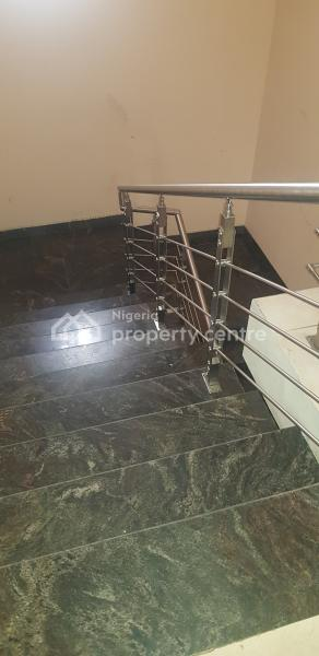 Exquisite Contemporary 6 Bedroom Duplex  3 Rooms Bq with C of O, Tombia Street Before Genesis Cenima, Gra Phase 3, Port Harcourt, Rivers, Detached Duplex for Sale