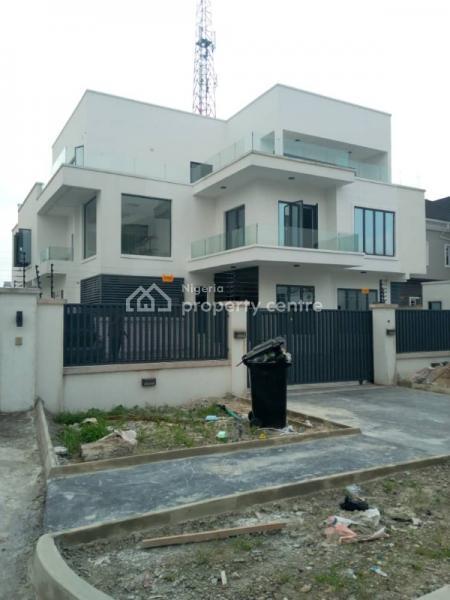 5 Bedroom Luxurious Mansion with All Modern Finishing, Pinnock Estate, Jakande, Lekki, Lagos, Detached Duplex for Sale