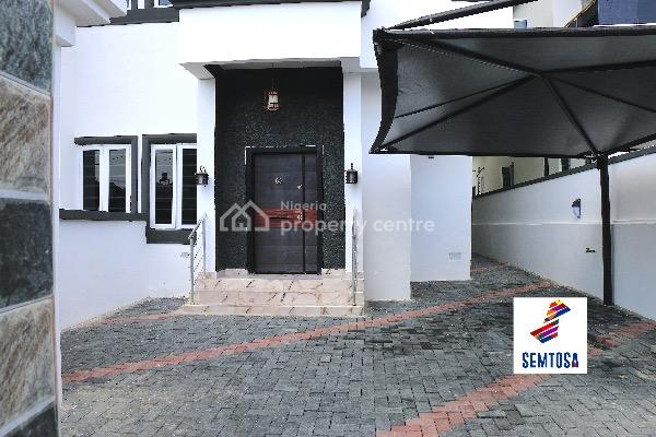 Gorgeous Semi-detached Four (4) Bedroom Duplex., Divine Homes, Thomas Estate, Ajah, Lagos, Semi-detached Duplex for Sale