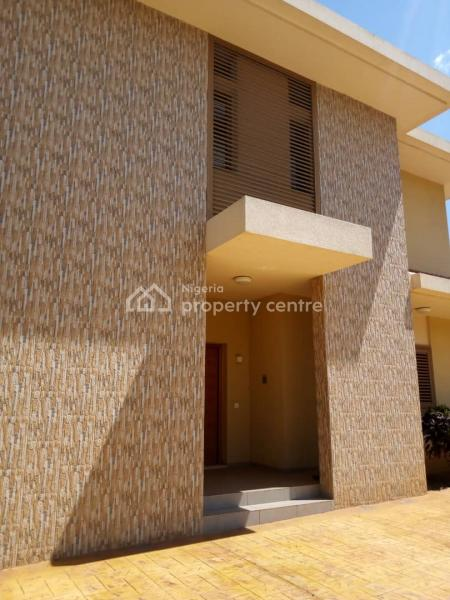 Super Luxury 4 Bedroom Fully Detached Duplex with a Maid Room, Asokoro District, Abuja, Detached Duplex for Rent