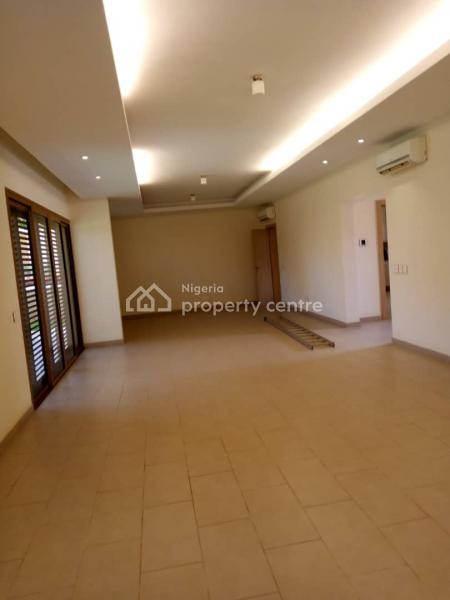 4 Bedroom Fully Detached House with State-of-the-art Modern Facilities, Asokoro District, Abuja, Detached Duplex for Rent