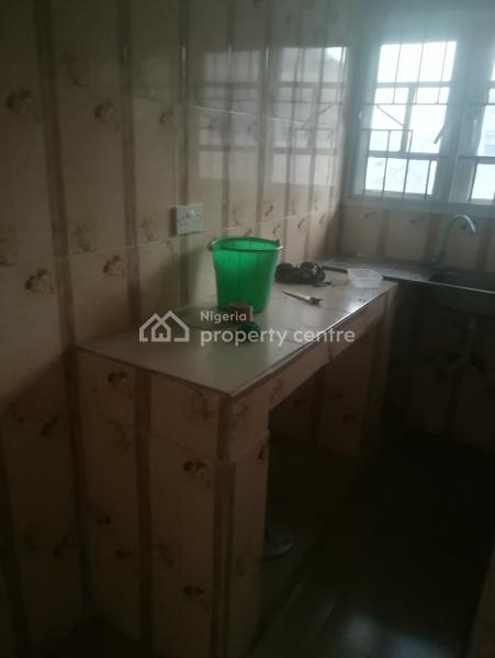 a Newly Built Luxury Room and Parlor Self Contained Flat Downstairs, Off Jojo Street, Ogba, Ikeja, Lagos, Mini Flat for Rent