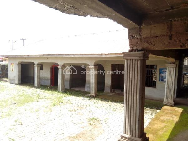 for Sale Uncompleted 15 Rooms Hotel, Behind Jaye Filling Station, Osogbo, Osun, Commercial Property for Sale