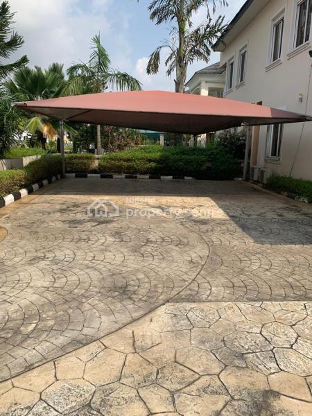 Exquisite 5 Bedroom Semi Detached Duplex with Bq and Fitted Kitchen, Calton Gate Estate Chevron Drive, Lekki Expressway, Lekki, Lagos, Semi-detached Duplex for Sale