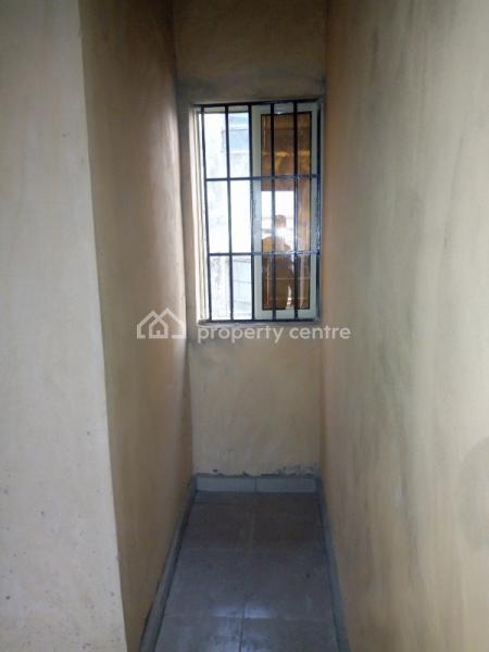 a Newly Built Room Self, Off Ilaje Road, Shomolu, Lagos, House for Rent