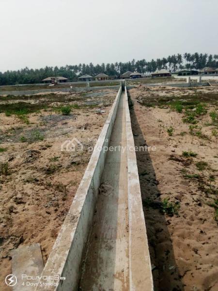 Land, Rehoboth Park & Gardens (the Bridge), Near Dangote Refinery, Lekki Free Trade Zone, Lekki, Lagos, Land for Sale