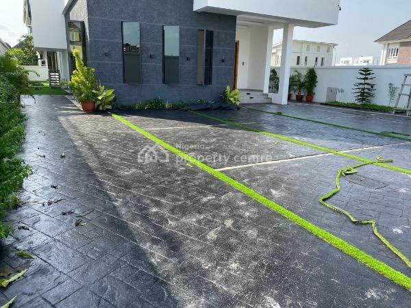 Beautifully Finished 5bedroom Detached Duplex with Exquisite Design & Built for Luxury {governor's Consent}, Move - in - Ready, Epitome of Luxury Situated in an Estate with People of High Class, Full House Automation, Cctv, Gym, 3 Living Room{governor's Consent}, Osapa, Lekki, Lagos, Detached Duplex for Sale