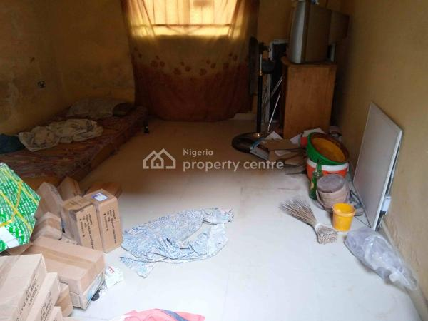 a Room Self Contained, Behind Lbs, Off General Paint, Ajah, Lagos, Self Contained (single Rooms) for Rent