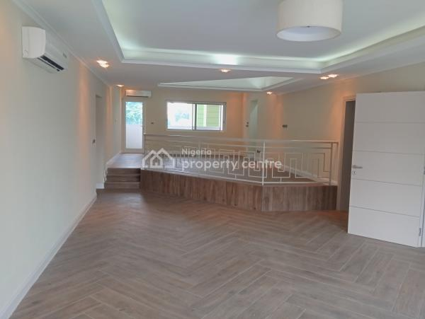 High Quality 3 Bedroom Serviced Apartment with Bq, By Bourdillon, Old Ikoyi, Ikoyi, Lagos, Flat for Rent