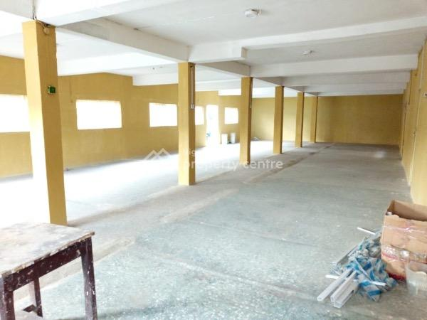 Open Plan Office Space, Anthony, Maryland, Lagos, Commercial Property for Rent