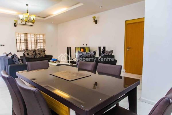 3 Bedroom Luxury Apartment with Swimming Pool, Oniru, Victoria Island (vi), Lagos, Flat Short Let