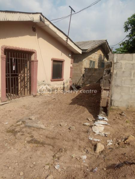 a Standard Bungalow of 3bedroom Big and Spacious, Ogo Oluwa Off Ait Rd Alagbado, Ipaja, Lagos, Detached Bungalow for Sale