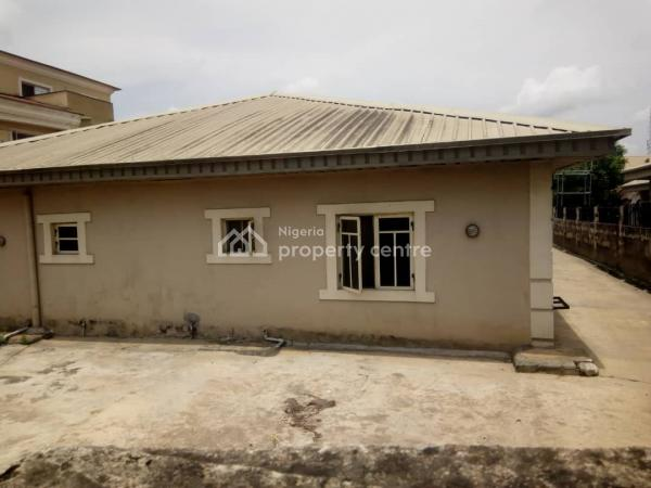 a Well Maintained and Massively Built Bungalow Comprises of 2 Numbers of 3 Bedrooms Flats with Gate House, Well Fenced Round with, Soluyi, Gbagada, Lagos, Detached Bungalow for Sale