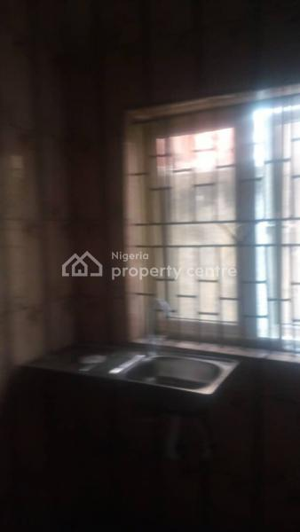 a Newly Renovated Self-contained in a Good Location, Bariga, Shomolu, Lagos, Self Contained (single Rooms) for Rent