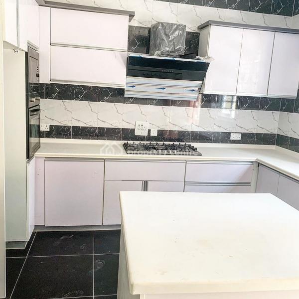 Exquisite 4bedroom Terrace Duplex, Orchid Road, 2nd Lekki Toll Gate, Lekki Phase 1, Lekki, Lagos, Terraced Duplex for Rent