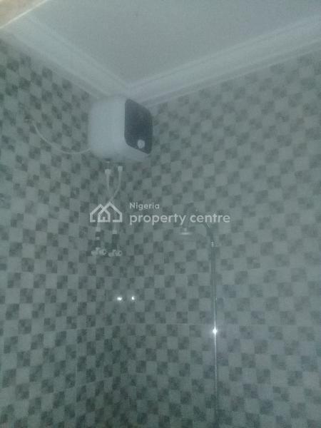 New 3 Bedroom Flat, Etete G.r.a Benin City, Benin, Oredo, Edo, House for Rent