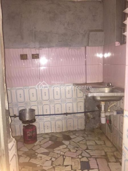 a Fairly Used and Spacious Room Self Contained, Abule Oja, Yaba, Lagos, Self Contained (single Rooms) for Rent
