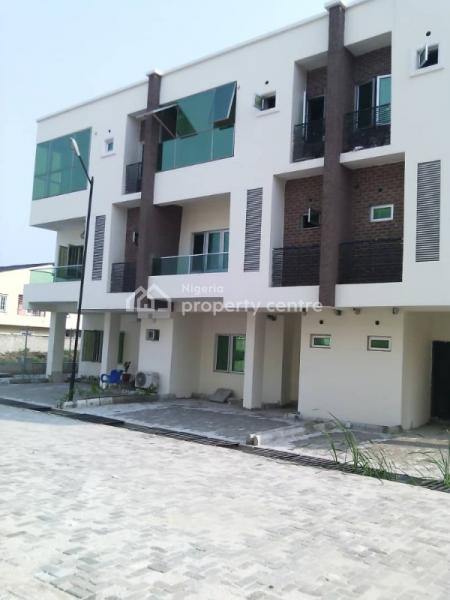 3-bedroom Terrace House, Chevron Drive Alternative Route, Lekki, Lagos, Terraced Duplex for Sale