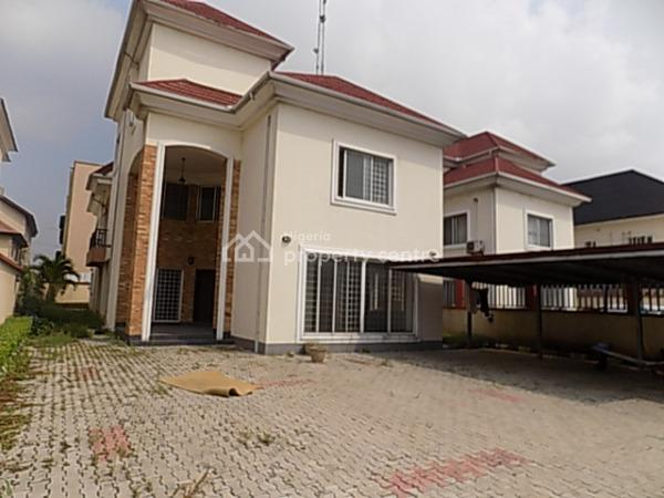 House in Lekki for Rent,5 Bedroom Fully Detached Duplex with Bq, Facing The Major Road, 2nd Roundabout., Lekki Phase 1, Lekki, Lagos, Detached Duplex for Rent