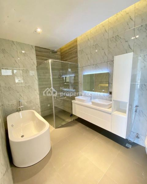 5 Bedroom Detached Duplex with 1 Bq, Pinnock Beach Estate, Lekki, Lagos, Detached Duplex for Sale