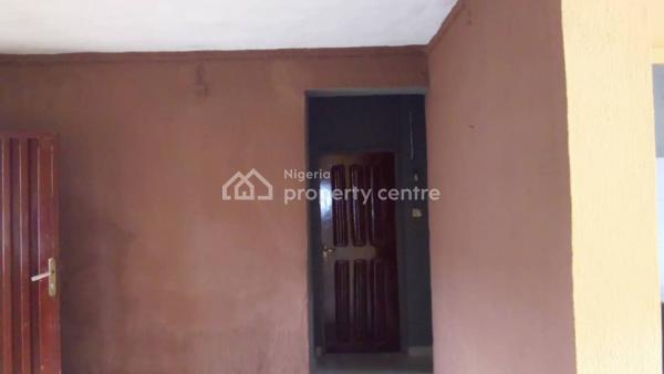 a Ground Floor 2bedroom Flat Ensuite with Visitors Toilet, Sophisticated Toiletries, Water Heater, Wardrobes, Good Kitchen, New Oko-oba, Agege, Lagos, Flat for Rent