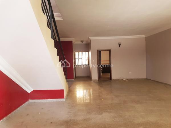 4-bedroom Terraced Duplex, Hameed Kasumu St, Parkview, Ikoyi, Lagos, Terraced Duplex for Rent