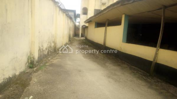 a 2 Storey Building of 2 Nos of Mini Flat, 2 Nos of a Room Self Contains on 911 Square Metres of Land, Fenced Round with Gate Etc, Sand Avenue Off Iju Road, By Ifako General Hospital, Ogba, Ikeja, Lagos, Block of Flats for Sale