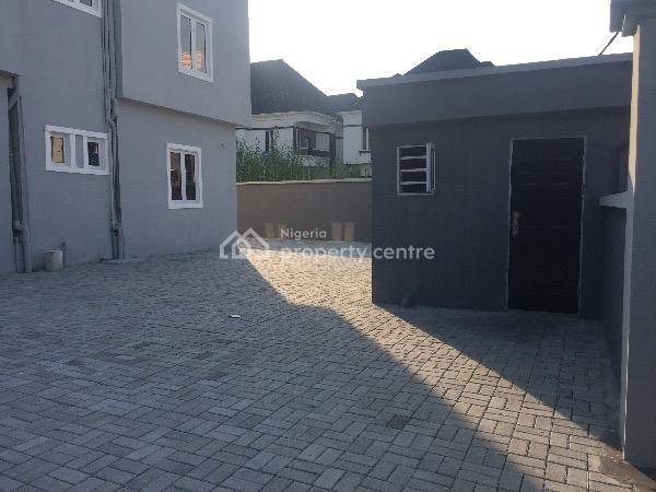 3 Bedroom Apartment, Osapa, Lekki, Lagos, Flat for Rent