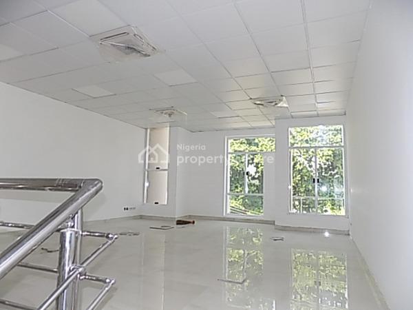Brand New 8 Rooms of Terraced Duplex As Office Space, Osborne Close, Osborne, Ikoyi, Lagos, Terraced Duplex for Rent