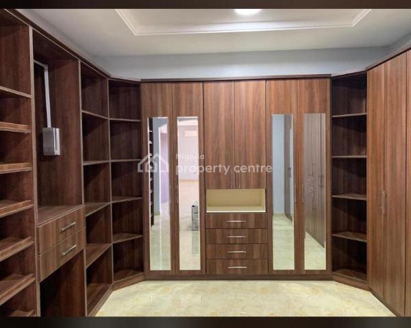 Newly Built 5 Bedroom Penthouse Duplex with 2 Sitting Rooms and Swimming Pool, Guzape District, Abuja, Detached Duplex for Sale
