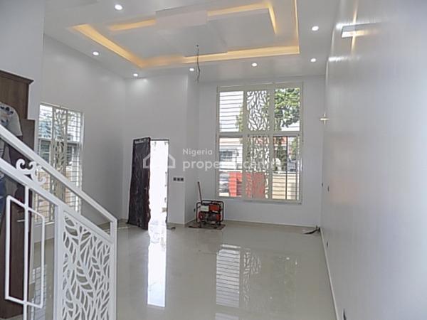 4 Bedroom Terraced Duplex with Bq.., Osborne, Ikoyi, Lagos, Terraced Duplex for Sale