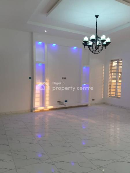 4 Bedroom Super Clean and Spacious Semi Detached Duplex with Bq, Chevron, Lekki Phase 2, Lekki, Lagos, Semi-detached Duplex for Sale
