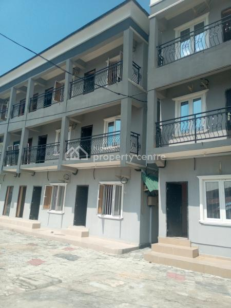 Newly Built Studio Apartment, Ilaje, Ajah, Lagos, Self Contained (single Rooms) for Rent