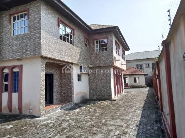 6 Bedroom Duplex and 2 Rooms, Sangotedo, Ajah, Lagos, Terraced Duplex for Rent