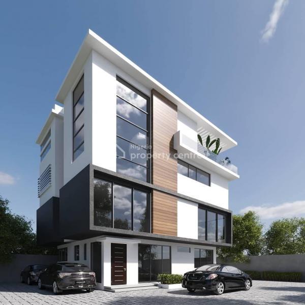 Lovely 5 Bedroom Detached House, Banana Island, Ikoyi, Lagos, Detached Duplex for Sale