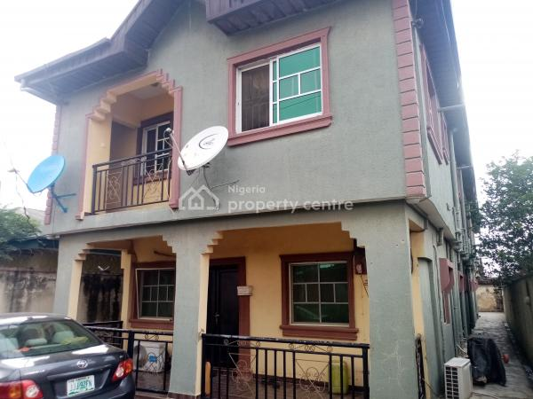 Building Consists of Four Numbers of Two Bedroom, Isheri Igando, Isheri Olofin, Alimosho, Lagos, Block of Flats for Sale